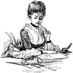 Writing-Clip-Art